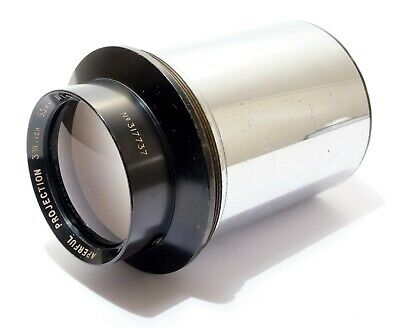 Taylor Hobson Aperful 3 3/4 Inch 95mm F1.9 Projector Lens   No Rear Element   5H
