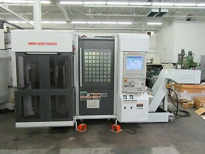 Mori Seiki NTX1000/SZ CNC Mill/Turn Center with Sub Spindle For Sale
