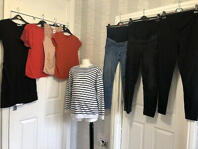 (153) Maternity Bundle Size 8-10