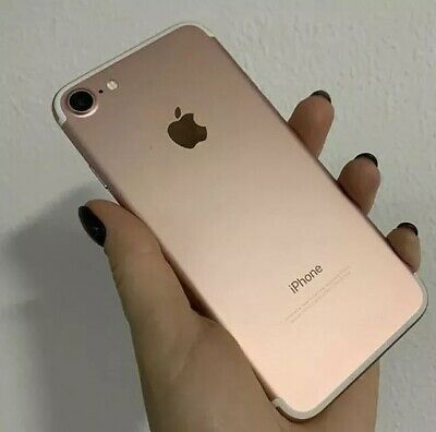 Apple iPhone 7 - 128GB - Rose Gold - (Unlocked) - Pristine Condition