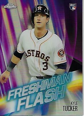 2019 Topps Chrome Freshman Flash Inserts You Pick From List - Free Shipping Pwe