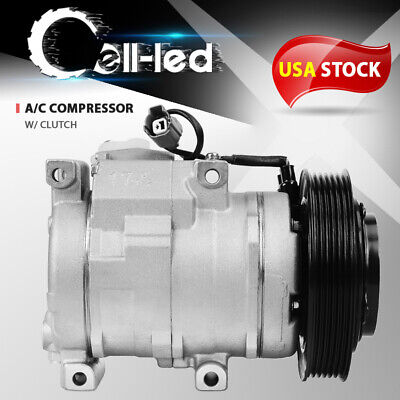 Acura MDX 2007-2013 ; NEW A//C Compressor CLUTCH KIT for Honda Pilot 2009-2014