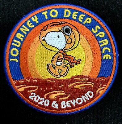 APOLLO 1969 2019 50 YEARS Iron On Printed Patch Outer Space