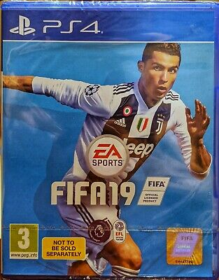 FIFA 19 PS4 Brand New + Ultimate Team digital content