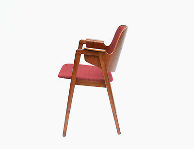 Mid Century Danish Style Chair In Teak By Elias Barup For Gärsnäs  Sweden, 1950s