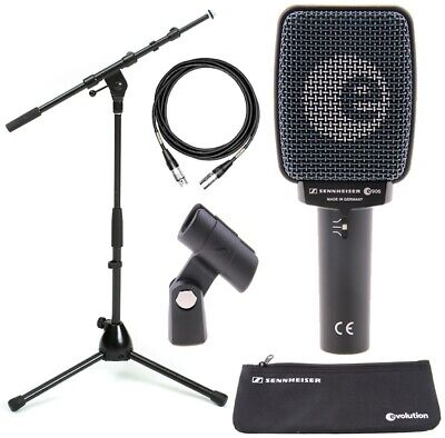 Sennheiser e 906 Guitar Amp Mic Pack with Stand and Cable