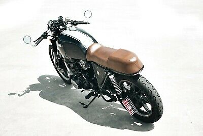 CUSTOM BUILD - No.14 'Project Harper' 1979 Yamaha XS750 Classic Motorcycle