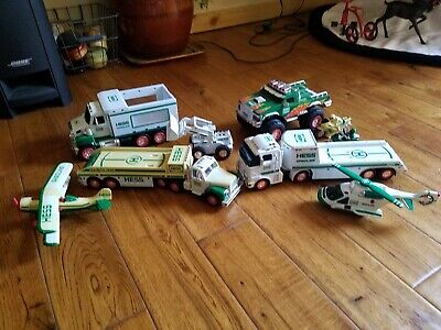 Hess Gas/Oil Company Advertising Toy Collection