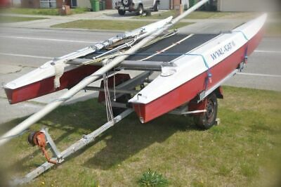 Catamaran Windrush 14 In Top Condition On Trailer