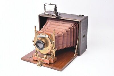 Small Device Photographic Folding Format 9x 12 CM