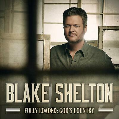 Fully Loaded: God's Country Blake Shelton Audio CD Discs 1 December 13, 2019 NEW