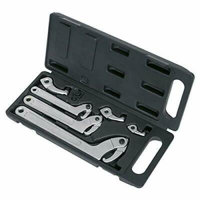 11PC Adjustable Hook And Pin Wrench Set