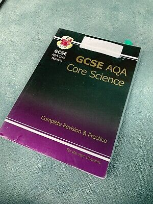 Gcse Aqa Core Science For Year 10