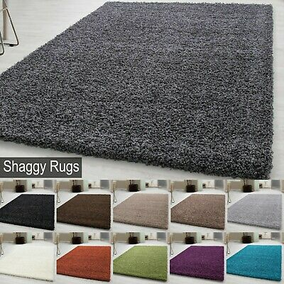 Small Extra Large Thick Soft Living Room Floor Bedroom 5 cm High Pile Shaggy Rug