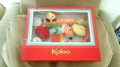 kaloo baby first musical mobile new in box
