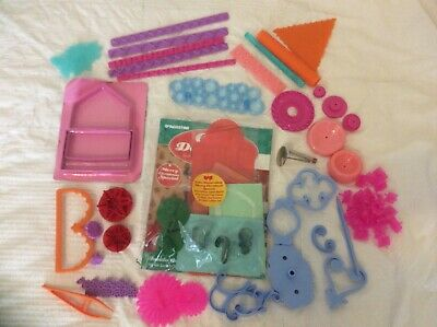Cookie Cutters, Magazine, Various Items