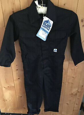 "Blue Castle Kids OVERALLS Size 24"" 5-6 Years Brand New"