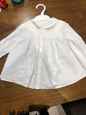 girls 12-18 months Blouse