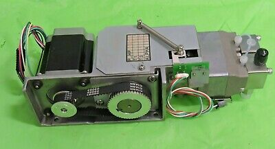 Shimadzu VP-Series HPLC Solvent Delivery Pump with Heads & Sensor PCB 228-39064