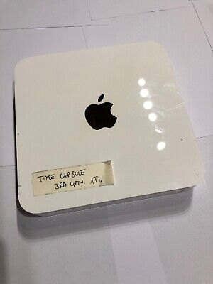 Apple Time capsule 3rd generation 1Tb
