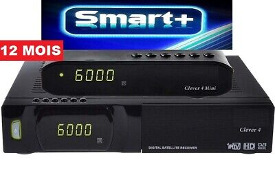 activation Smart+  Smart plus officiel  Clever 4 & Clever 4 Mini