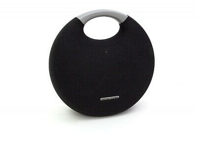 Harman Kardon Onyx Studio 5 Black Portable Bluetooth Speaker HiFi Sound Genuine