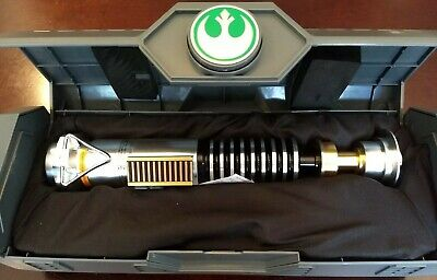 Star Wars Disney Galaxy's Edge Luke Skywalker Legacy Lightsaber Hilt