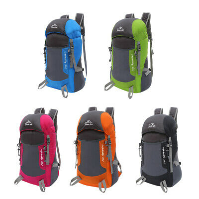 BUBOS Ultra Lightweight Packable Backpack ,Water Resistant Travel and Hiking Daypack,Foldable and Handy for Camping Outdoor Sports 25L