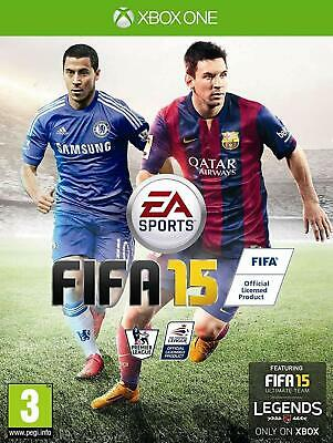 FIFA 15 - Electronic Arts - EA Sports (Microsoft Xbox One)