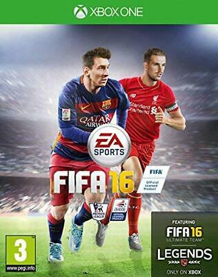 FIFA 16 - Electronic Arts - EA Sports (Microsoft Xbox One)