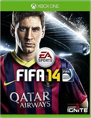 FIFA 14 - Electronic Arts - EA Sports (Microsoft Xbox One)