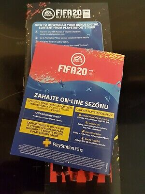 Fifa 20 PS4 Brand New & Sealed