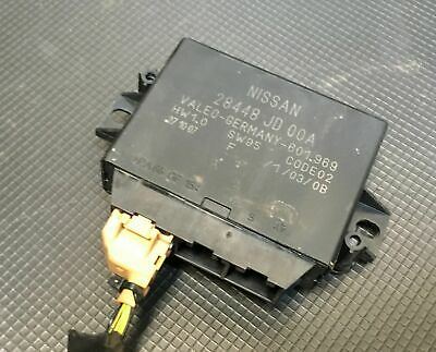 Nissan Qashqai PARKING SENSOR MODULE 2006-09 Park assist distance 28448JD00A