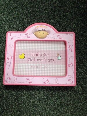 Baby Girl Picture Frame