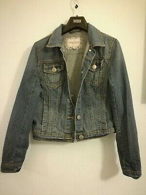 WOMEN`S NEW MARKS /& SPENCER INDIGO DENIM GILET JACKET UK SIZES 6 to 22