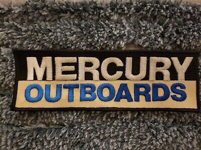 Mercury Outboards  Cap or Jacket patch