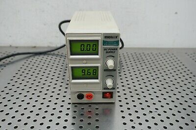 VELLEMAN LABPS3003SMU 0-30VDC 0-3A SWITCHING MODE POWER LCD SUPPLY SPECIALl!!!