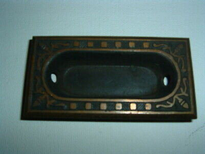 Antique Recessed WINDOW SASH LIFT/PULL    ** 5 DAY AUCTION**