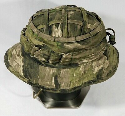 Russian Military Tactical Panama Sun Hat Boonie Cap M45 One Size Fits Most NWOT