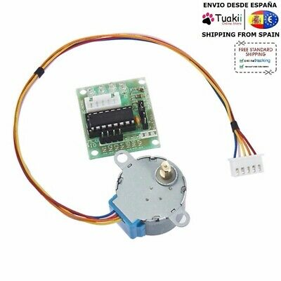 Stepper motor 28BYJ-48 5V with Controller Module for Arduino ULN2003