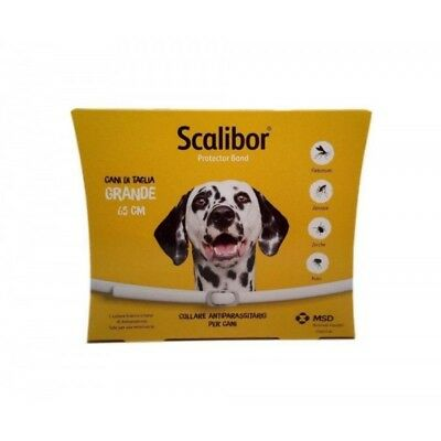 Scalibor 1 Collier Antiparasitaire Chiens Taille Grand 65 CM