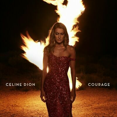 Celine Dion Courage BRAND NEW CD Imperfections Lying Down