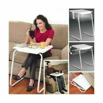TABLE MATE MESA plegable Auxiliar BANDEJA para CAMA SOFA ORDENADOR Visto en TV