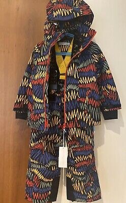 Stella McCartney Kids Ski Jacket & Trousers 4 Years. New With Tags