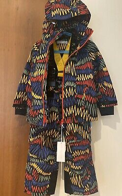Stella McCartney Kids Ski Jacket & Trousers 8 Years. New With Tags