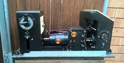 Antique Vintage Cambridge Electrocardiograph Machine - Hospital Medical