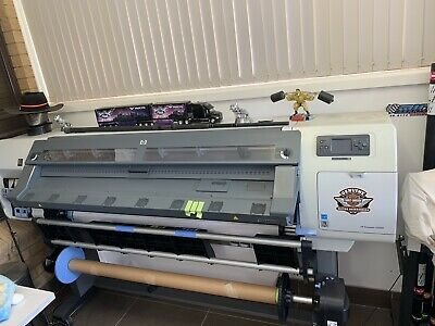 Hp Designjet Printer L25500