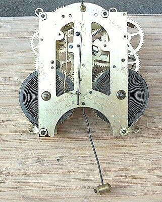 Good Genuine Ansonia Clock Movement Circa 1890