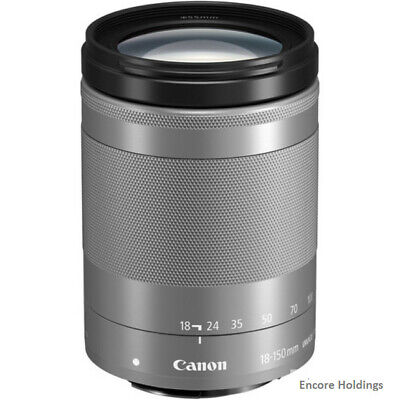 Canon EF-M 18-150 mm f/3.5-6.3 IS STM Zoom Lens for EOS M Series 1376C002