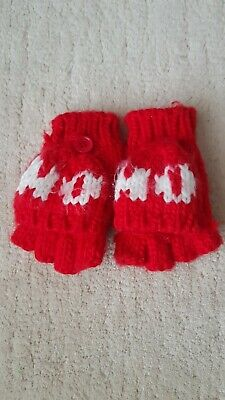 Kids Mothercare Gloves Age 1-3 Years